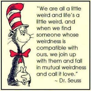 love - Dr. Seuss